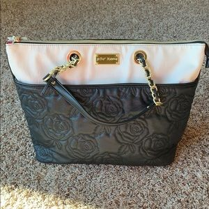 Betsey Johnson Large Purse